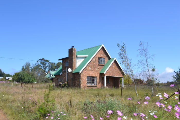Two bed home in Dullstroom